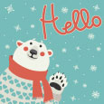 Home : Events : World Hello Day 2019 [Nov 21] - A Winter Hello.