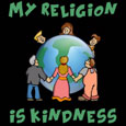 My Religion Is Kindness - World Day.