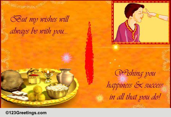 Bhai dooj cards free bhai dooj wishes greeting cards 123 greetings m4hsunfo