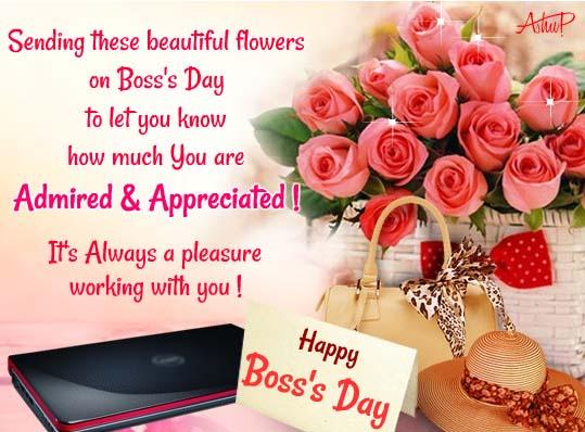 flowers of admiration  u0026 appreciation  free women boss