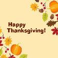Thanksgiving Crops.