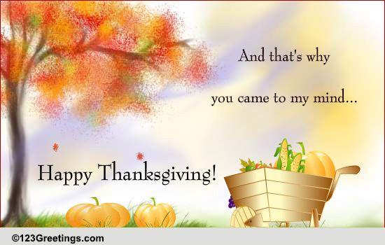 warm thanksgiving wish    free happy thanksgiving ecards  greeting cards