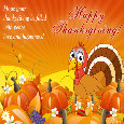 Happy Thanksgiving & Lots Of Love!