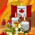 Happy Wishes On Canadian Thanksgiving!