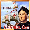 Celebrate Columbus Day.
