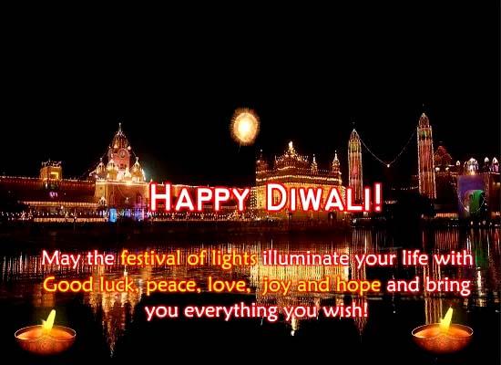 Send Happy Diwali Greetings!