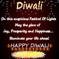 Diwali Festival Of Lights And Joy.