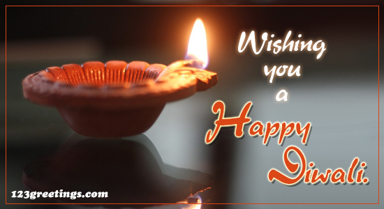 Happy Diwali Wishes For You.