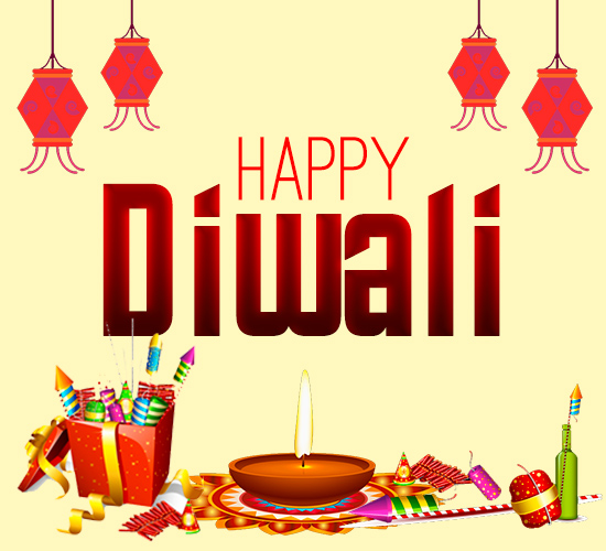 Happy Diwali Wishes!