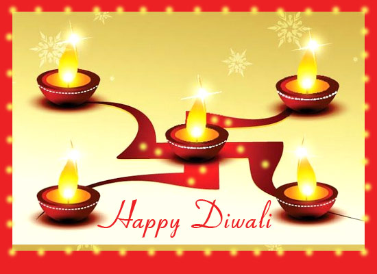 Happy Diwali & Prosperous New Year!