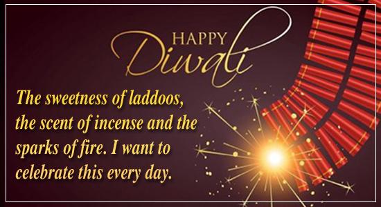Diwali Celebration Quote!