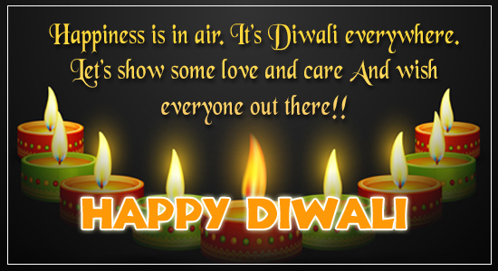 Diwali Happiness...