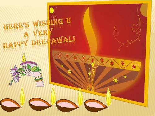 Greet Your Dear Ones On Diwali.
