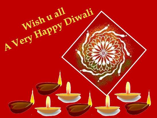 Greet Your Loved Ones On Deepawali.