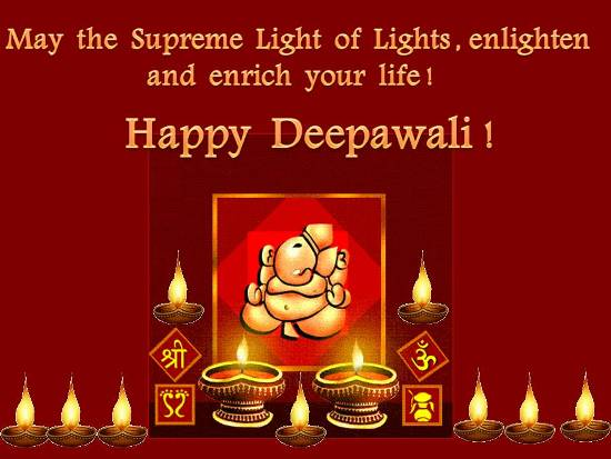 Blessings  And Greetings On Deepawali.