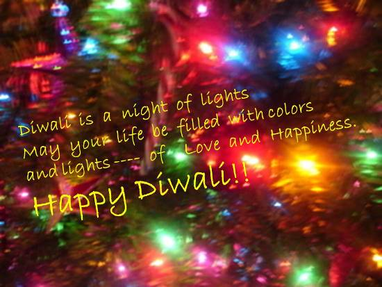 Blessings On Deepawali.