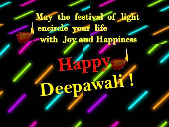 Greetings On Deepawali For Loved Ones.