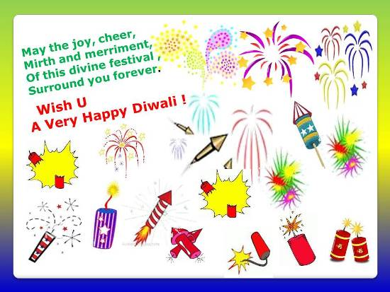A Beautiful Diwali Wish For Dear One.