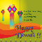 Warm Diwali Wishes...