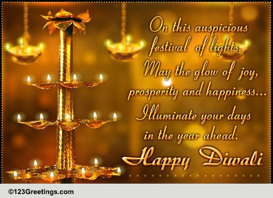 Diwali Festival Of Lights Free Happy Diwali Wishes Ecards