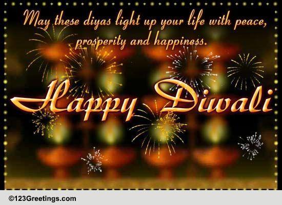 Light the diwali diyas free happy diwali wishes ecards greeting light the diwali diyas free happy diwali wishes ecards greeting cards 123 greetings m4hsunfo
