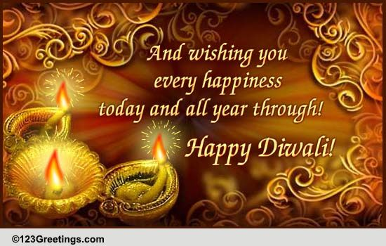 Happy diwali wishes cards free happy diwali wishes 123 greetings m4hsunfo