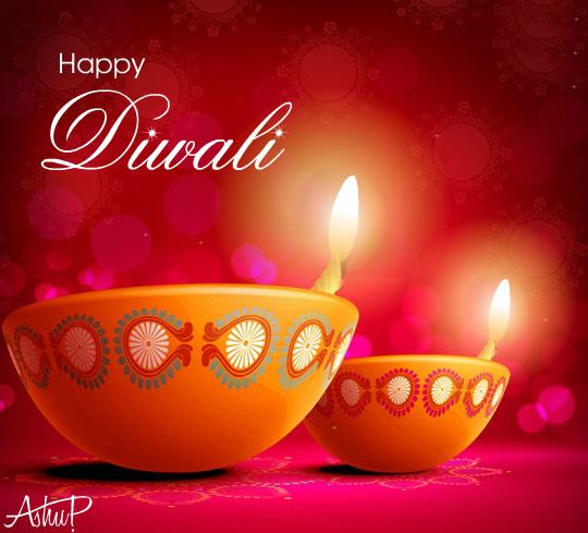 Send diwali Greetings!