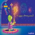 Diwali Wishes & Lots Of Love.