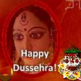 Joyous Dussehra With Blessings!