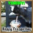 Yummy Frappe.
