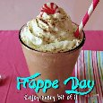 Enjoy Your Frappe.