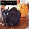 Spooky Black Cat Halloween.