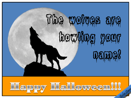 Howling Wolves.