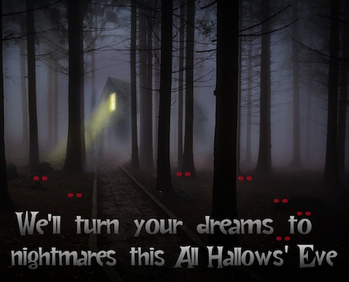 Nightmares On All Hallows' Eve!