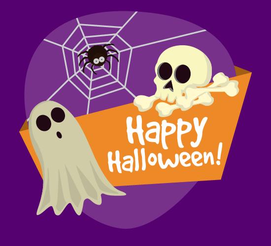 Halloween Ghost Fun.