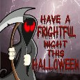 A Grim Night Of Fright.
