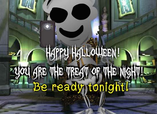 Send Halloween Card!