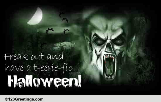 Halloween Horror Cards, Free Halloween Horror eCards, Greeting Cards  123 Gr...