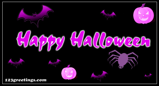 Happy Halloween And...