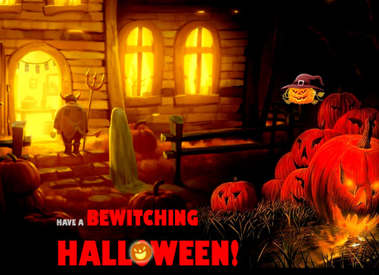 Bewitching Halloween!