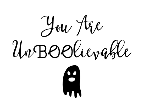 You Are Unboolievable.