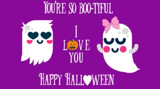 Send Halloween Wishes!