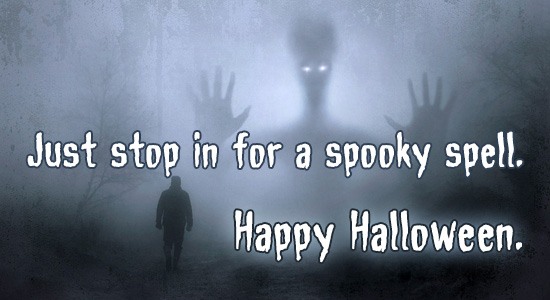Spooky spell free happy halloween messages ecards greeting cards free happy halloween messages ecards greeting cards 123 greetings m4hsunfo