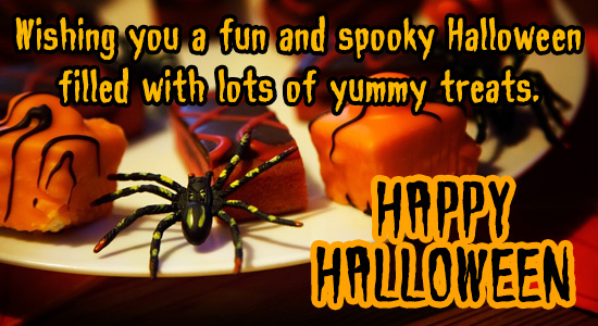 Fun And Spooky Halloween.