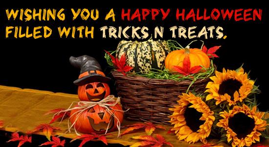 Halloween tricks n treats free happy halloween messages ecards halloween tricks n treats free happy halloween messages ecards 123 greetings m4hsunfo
