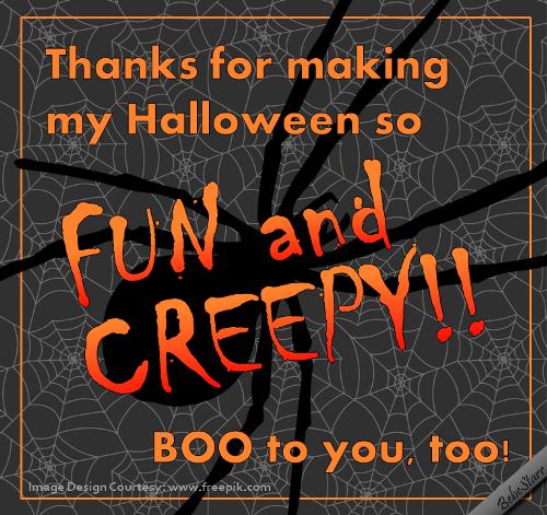 Boo To You, Too!