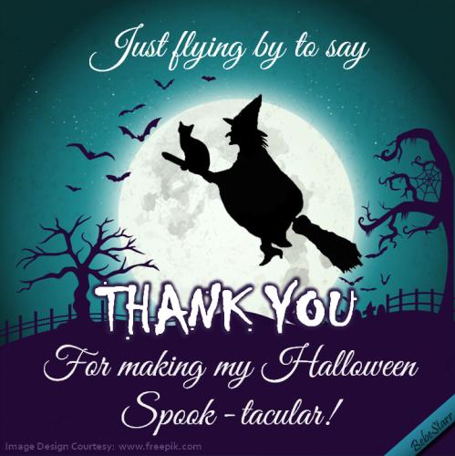 Spook-tacular!