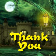 Magical Thank You Card For Halloween!