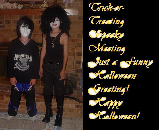 Spooky Halloween Greeting!