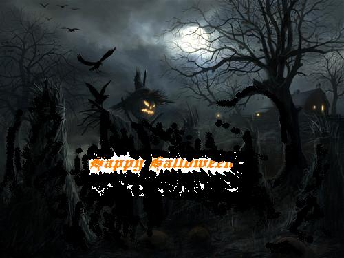 Happy Halloween To All.